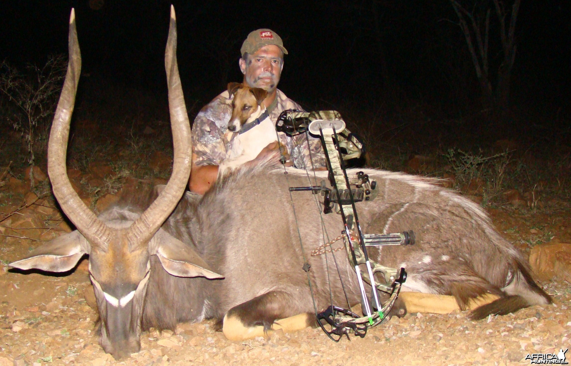 Bow Hunting Nyala in KZN