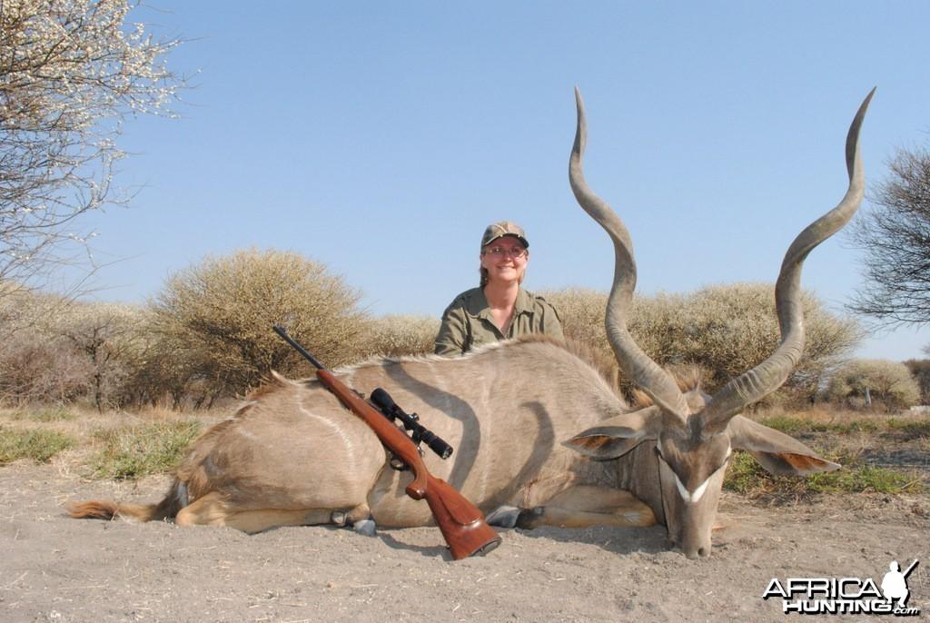 Kudu - Spiral Horn Safaris