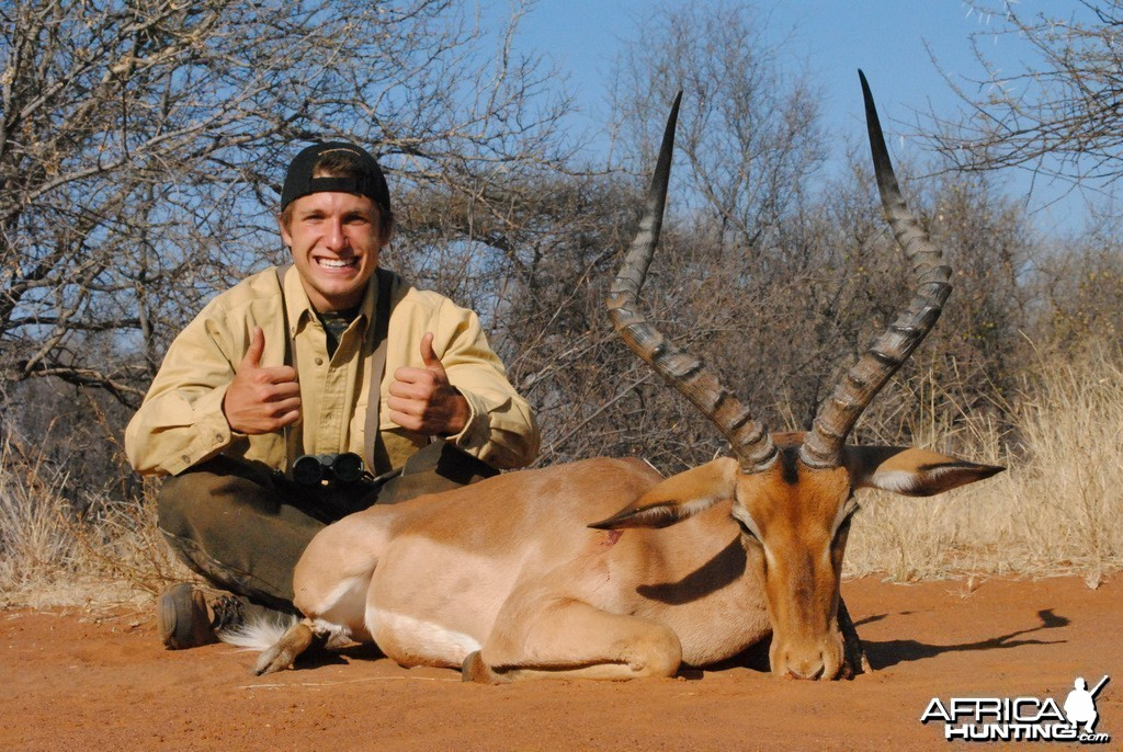 Impala - Spiral Horn Safaris