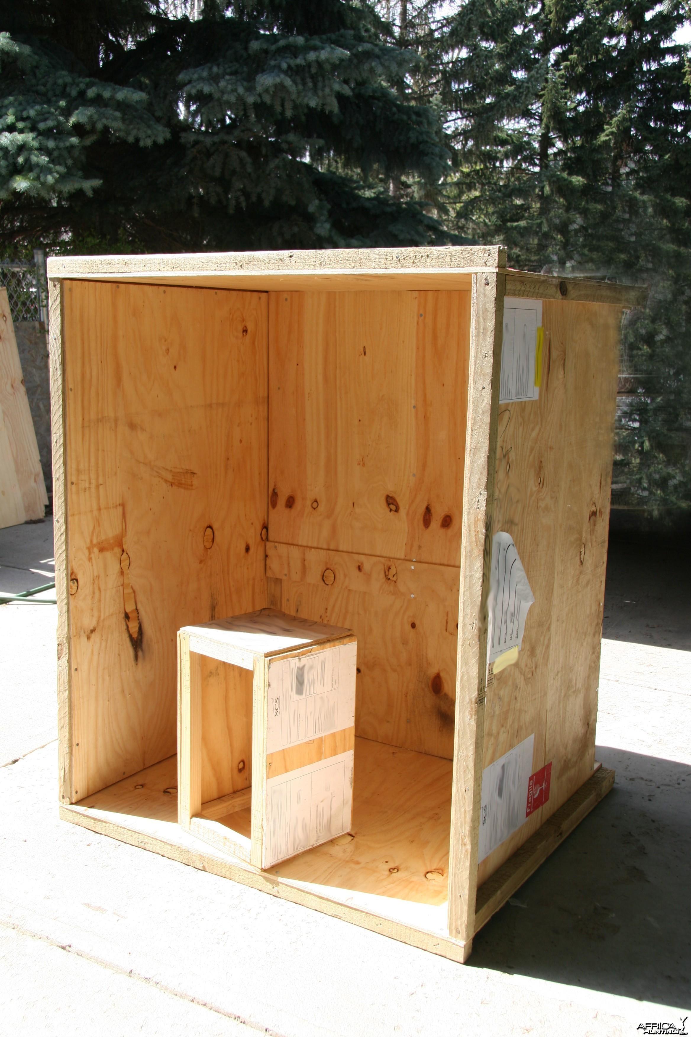 Trophy crates