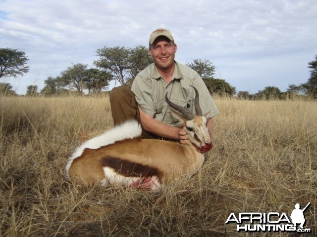 Springbuck (Common) - South Africa