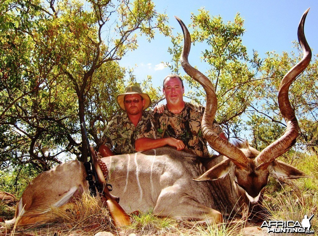 "56"" Kudu"