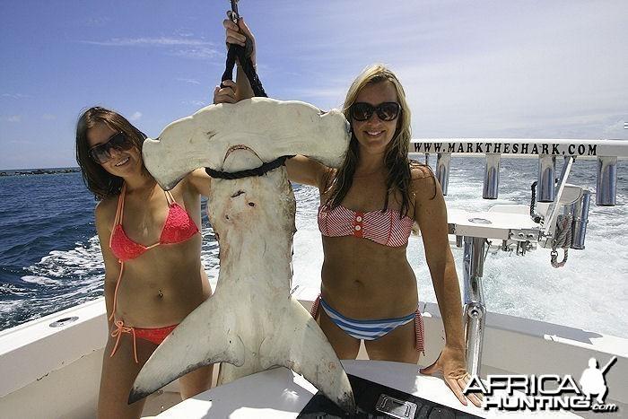 Hot Fishing Girls