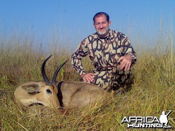 Reedbuck Zambia