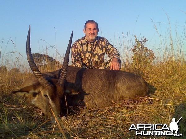 Defassa Waterbuck Zambia