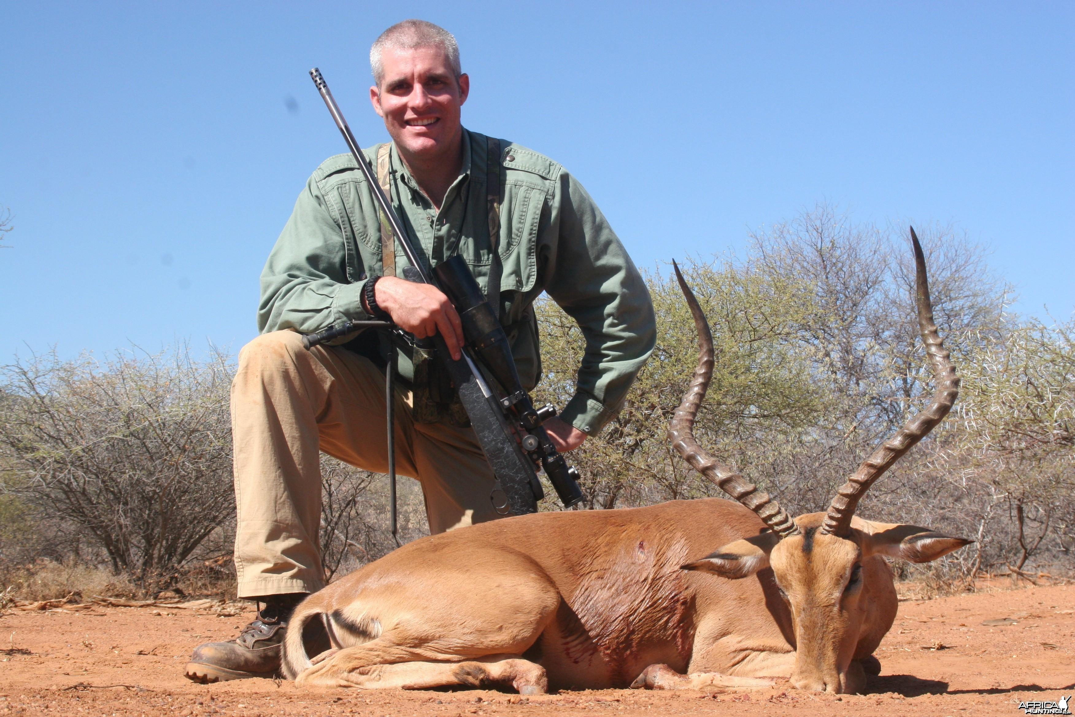 Impala w/ Motshwere Safaris
