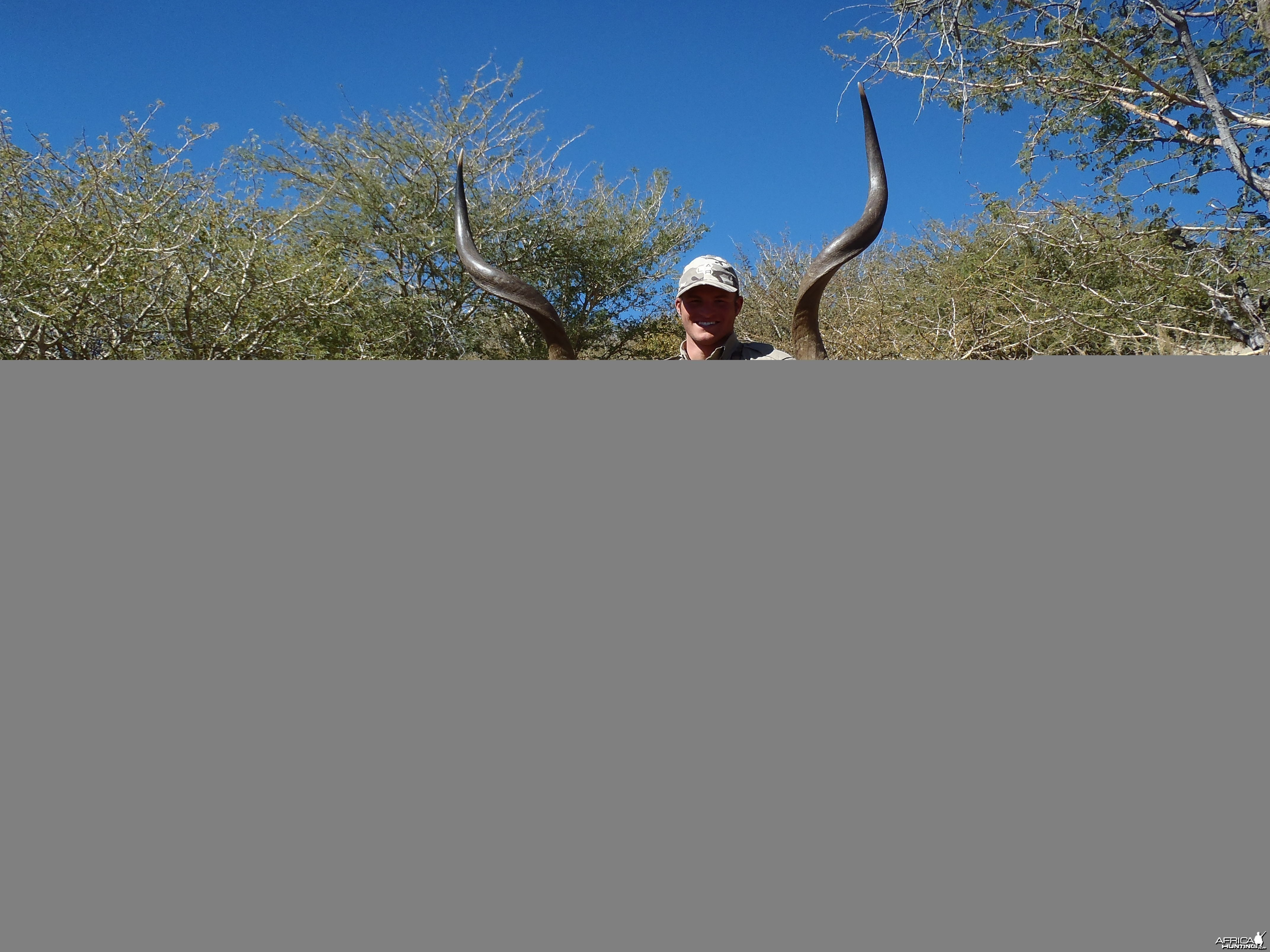 JD Willbanks Kudu bull