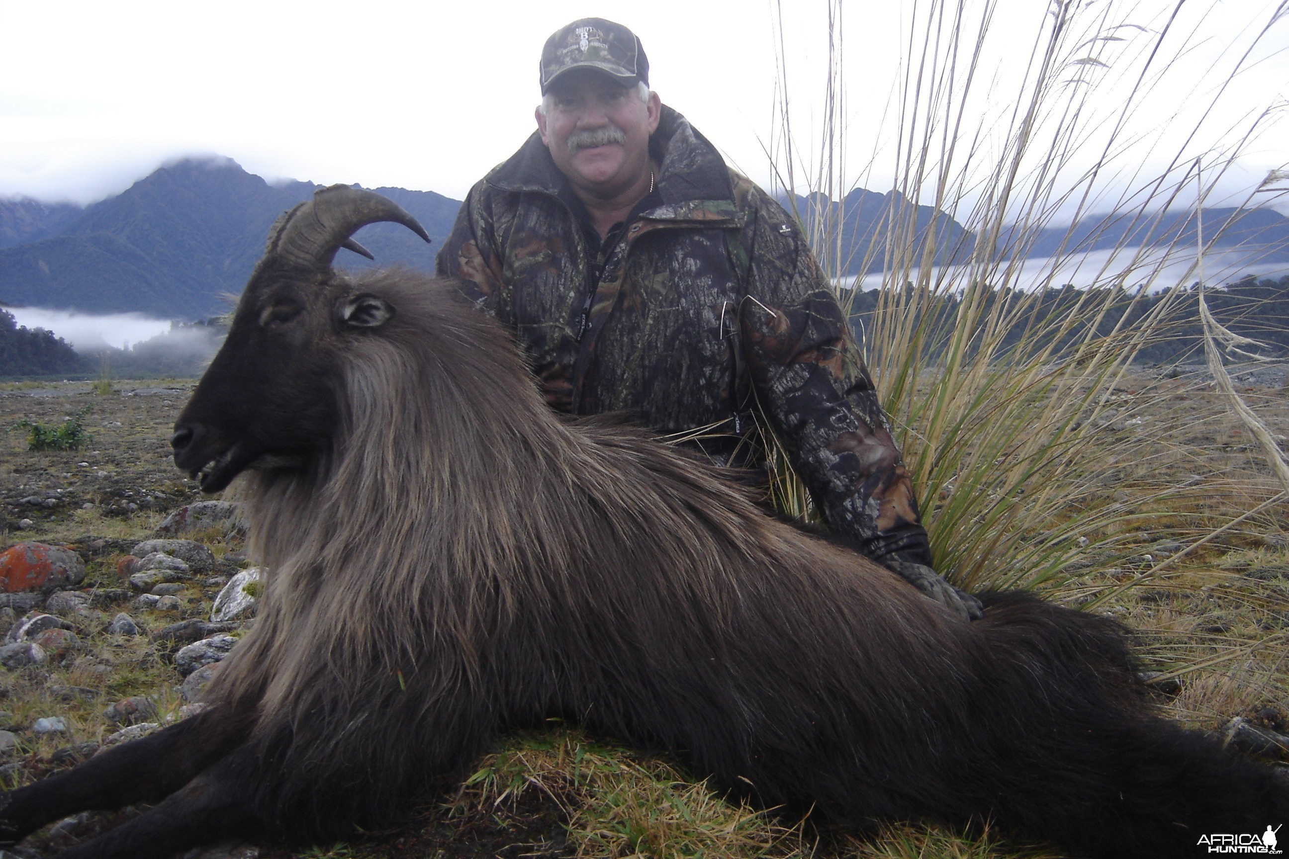 Tahr from 2008 with Shane Qunn
