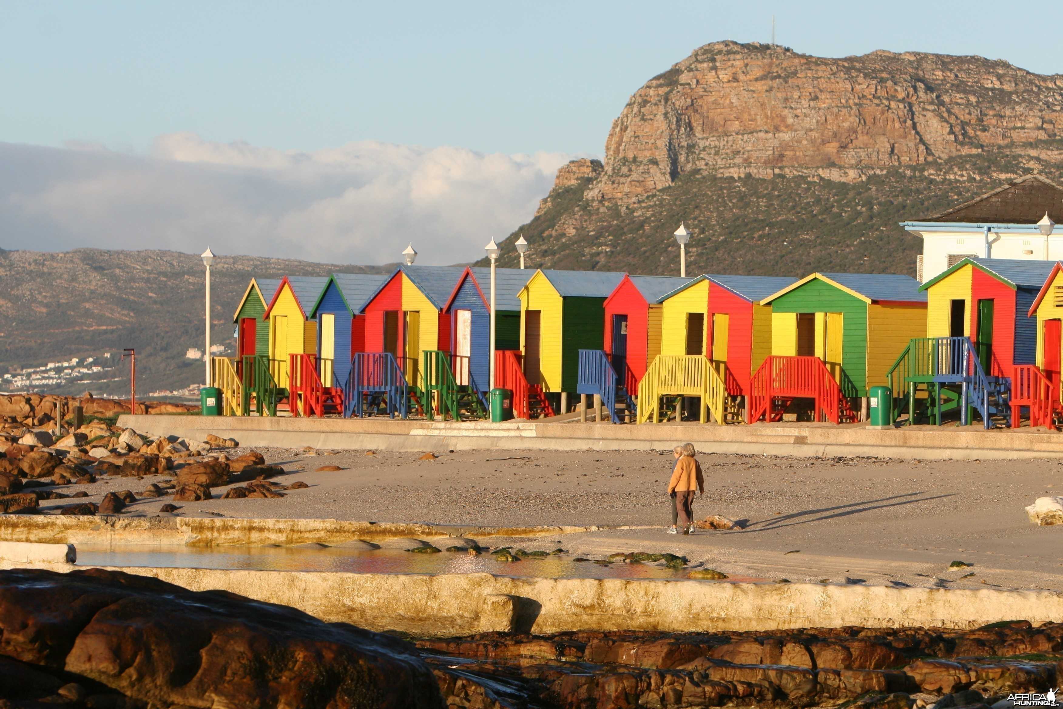 Muizenberg Change Rooms