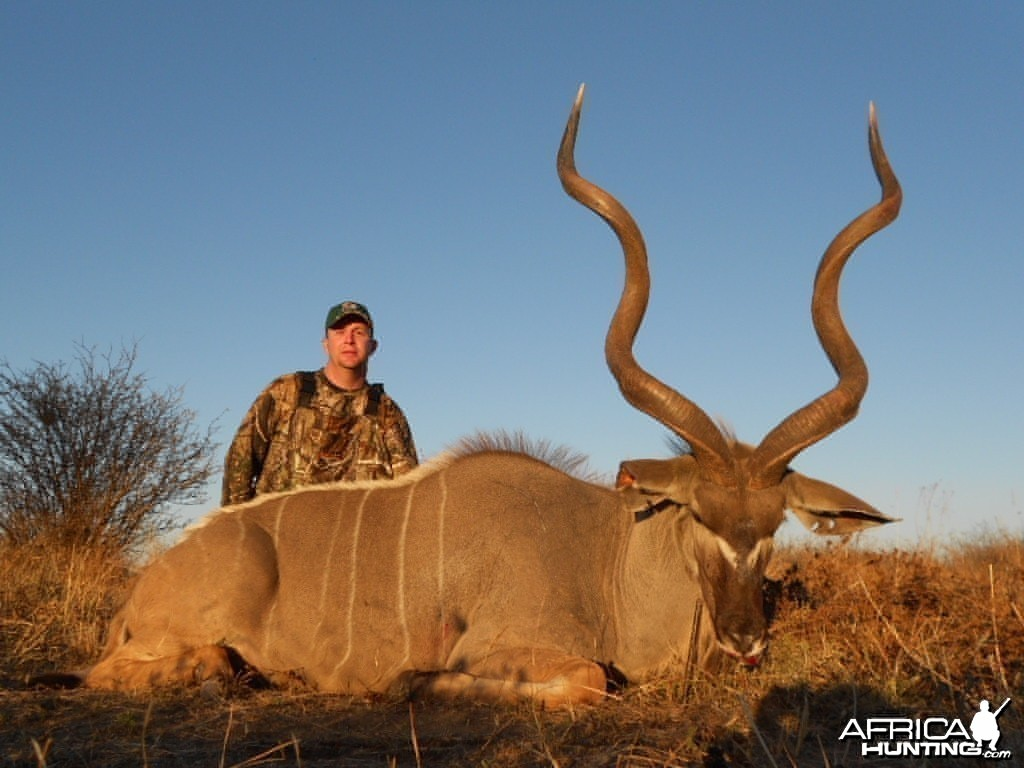 Monte Abshier GREATER KUDU