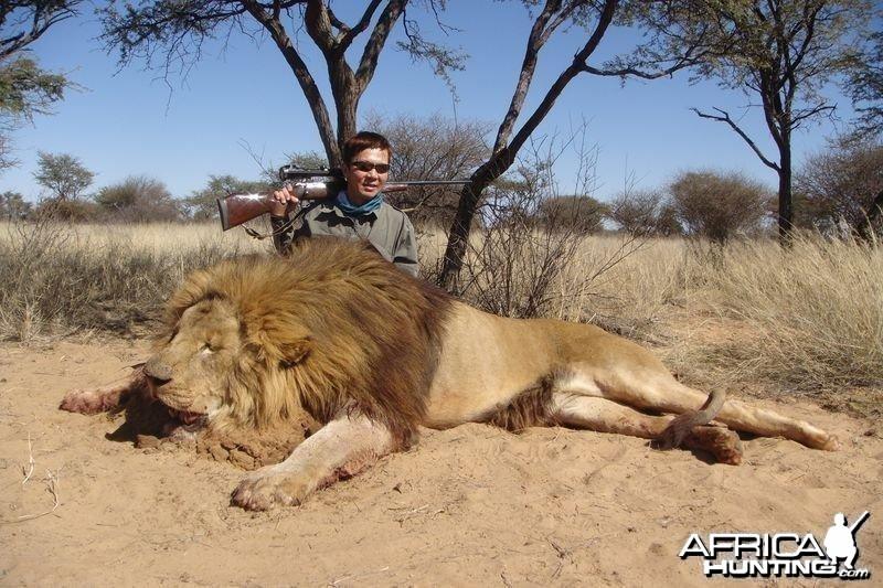 SA Lion - 3