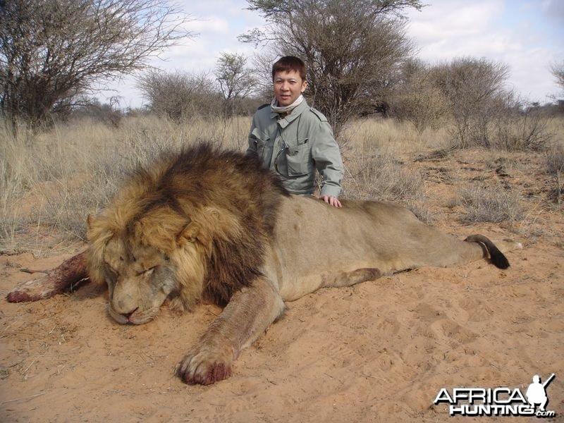 SA Lion - 1