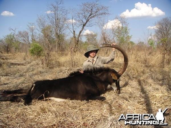 Zimbabwe Sable