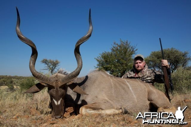 Kudu Hartzview 2012
