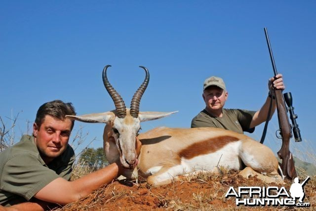Springbok Hartzview 2012