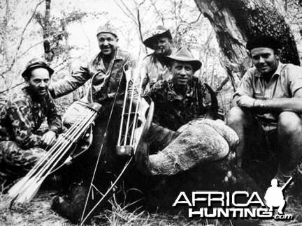 Bowhunting Buffalo