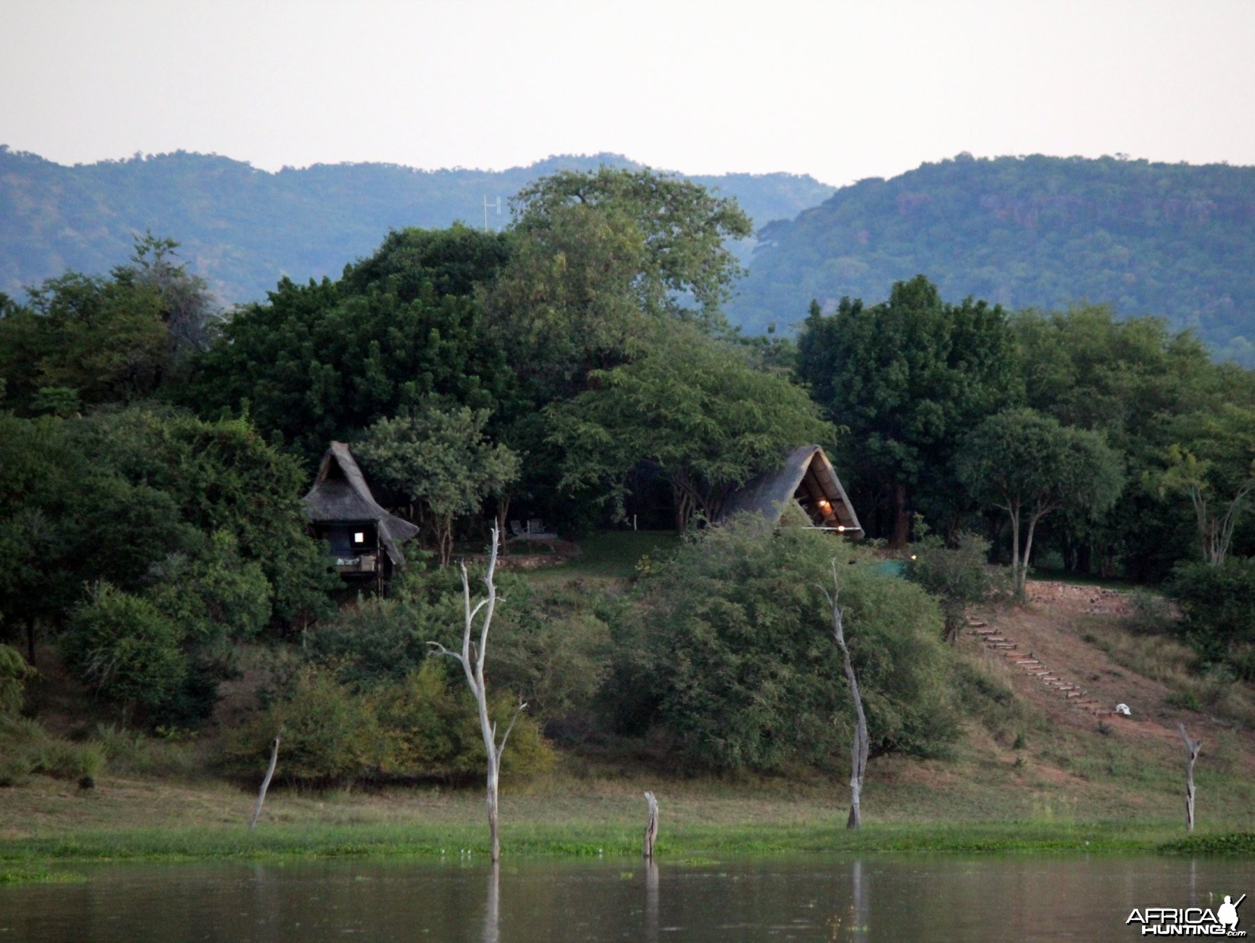 Ume Camp, Omay North, Zimbabwe