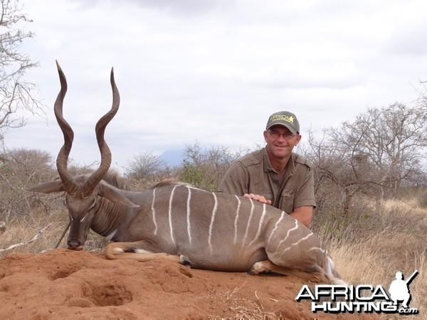 Lesser Kudu Tanzania