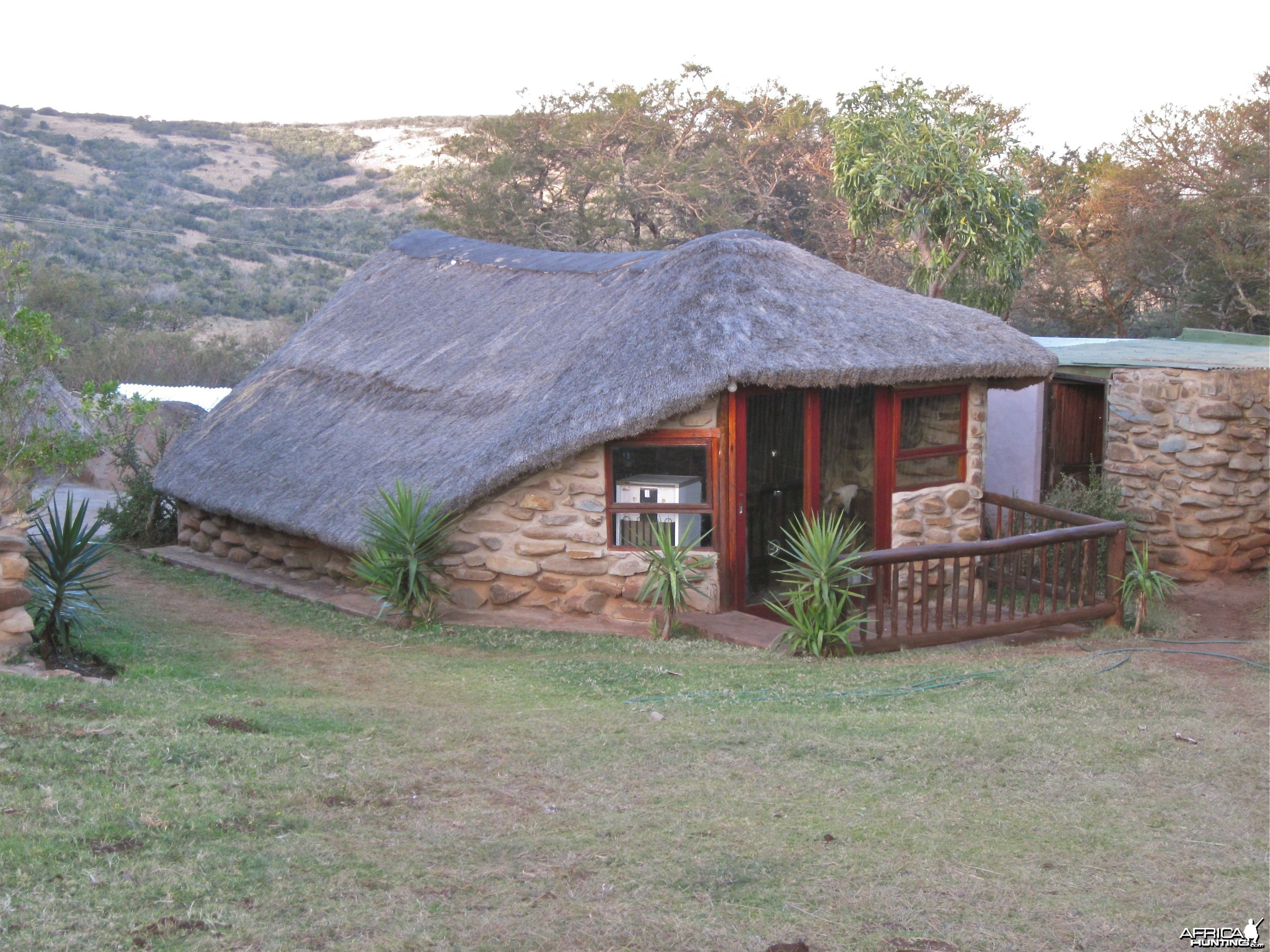 Kubusi Bush Lodge Mess Hall