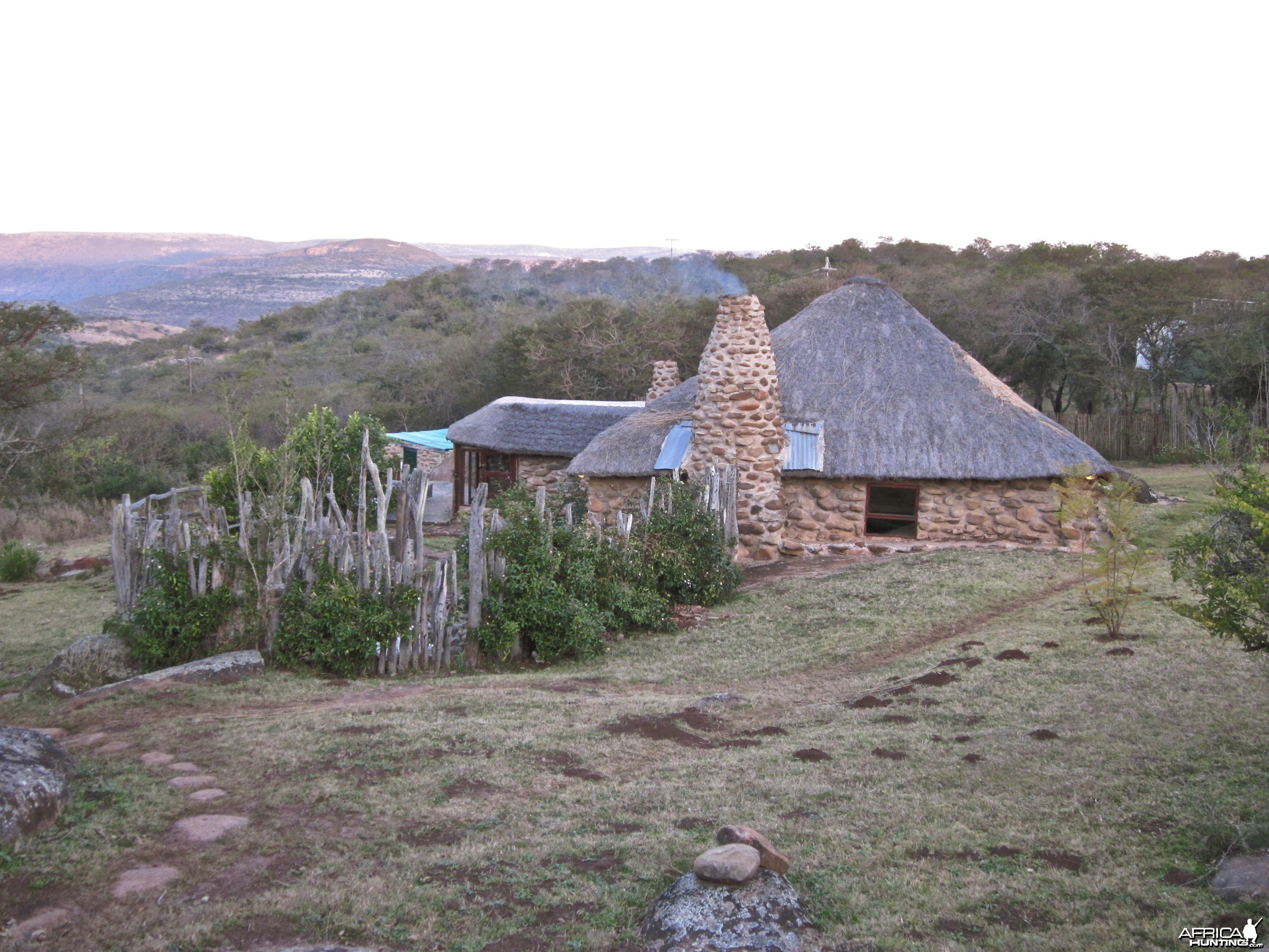 Kubusi Main Lodge