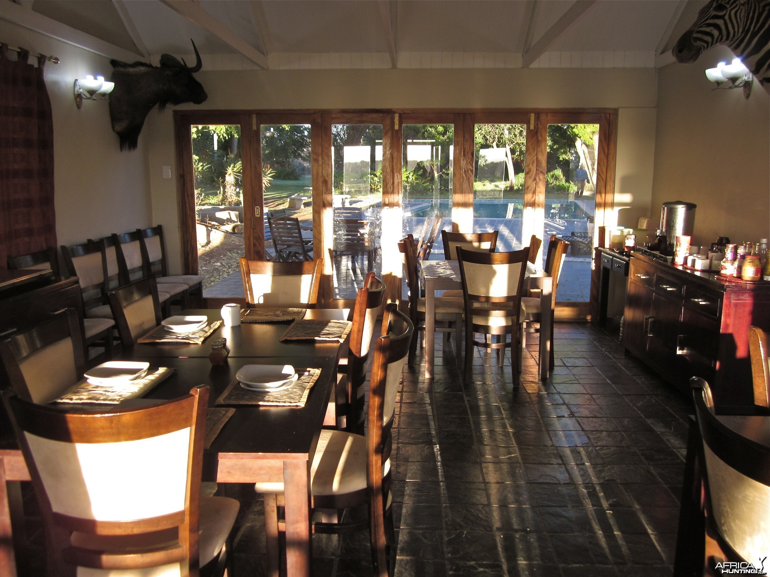 Glen Boyd Ranch Dining Hall