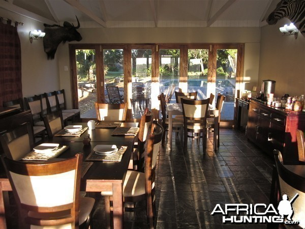 Glen Boyd Ranch Dining Hall