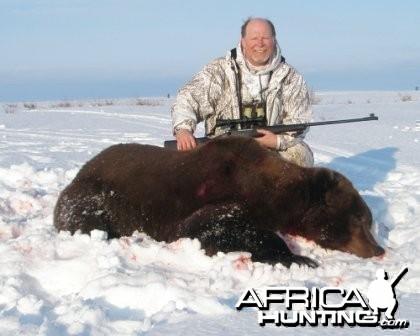 """Alaskan 27"""" Bear"""