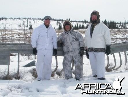 Alaskan Bear Hunters