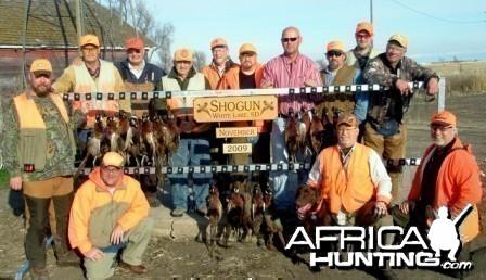 Shiners Hunt 2010