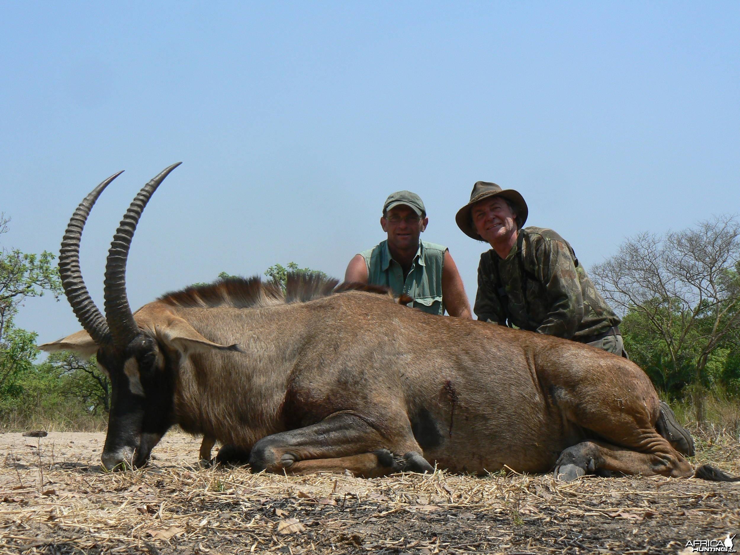 Roan Antelope CAR