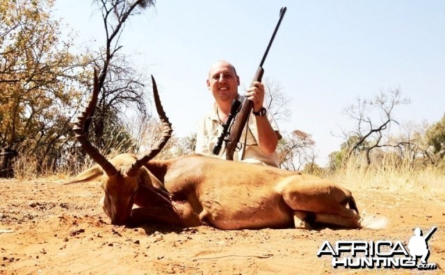 Impala - South Africa hunted with Tolo Safaris
