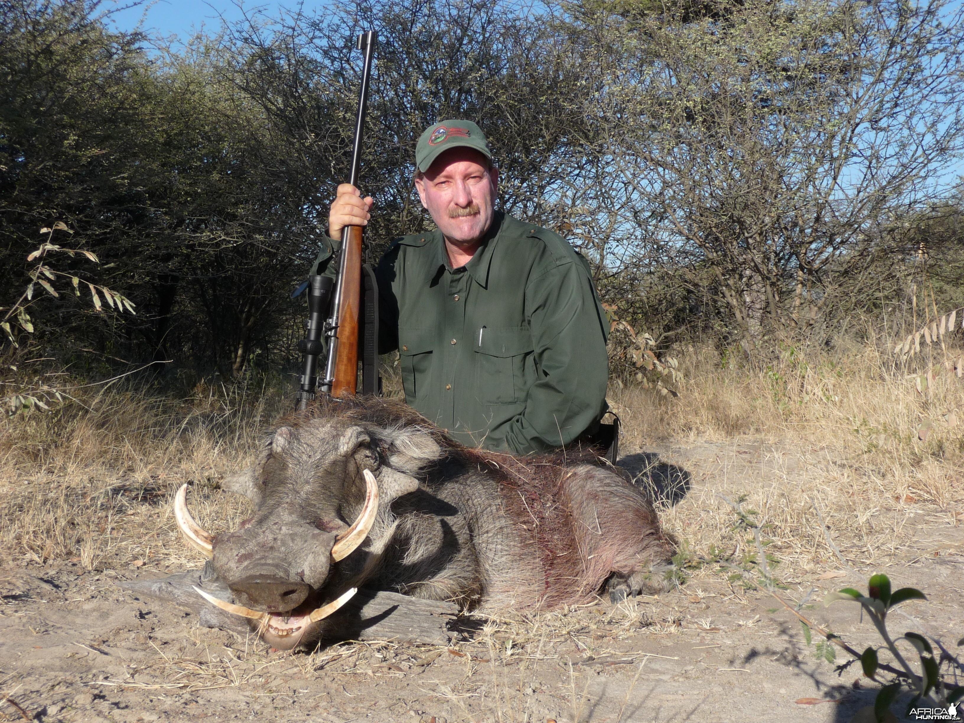 Warthog Nam 2012