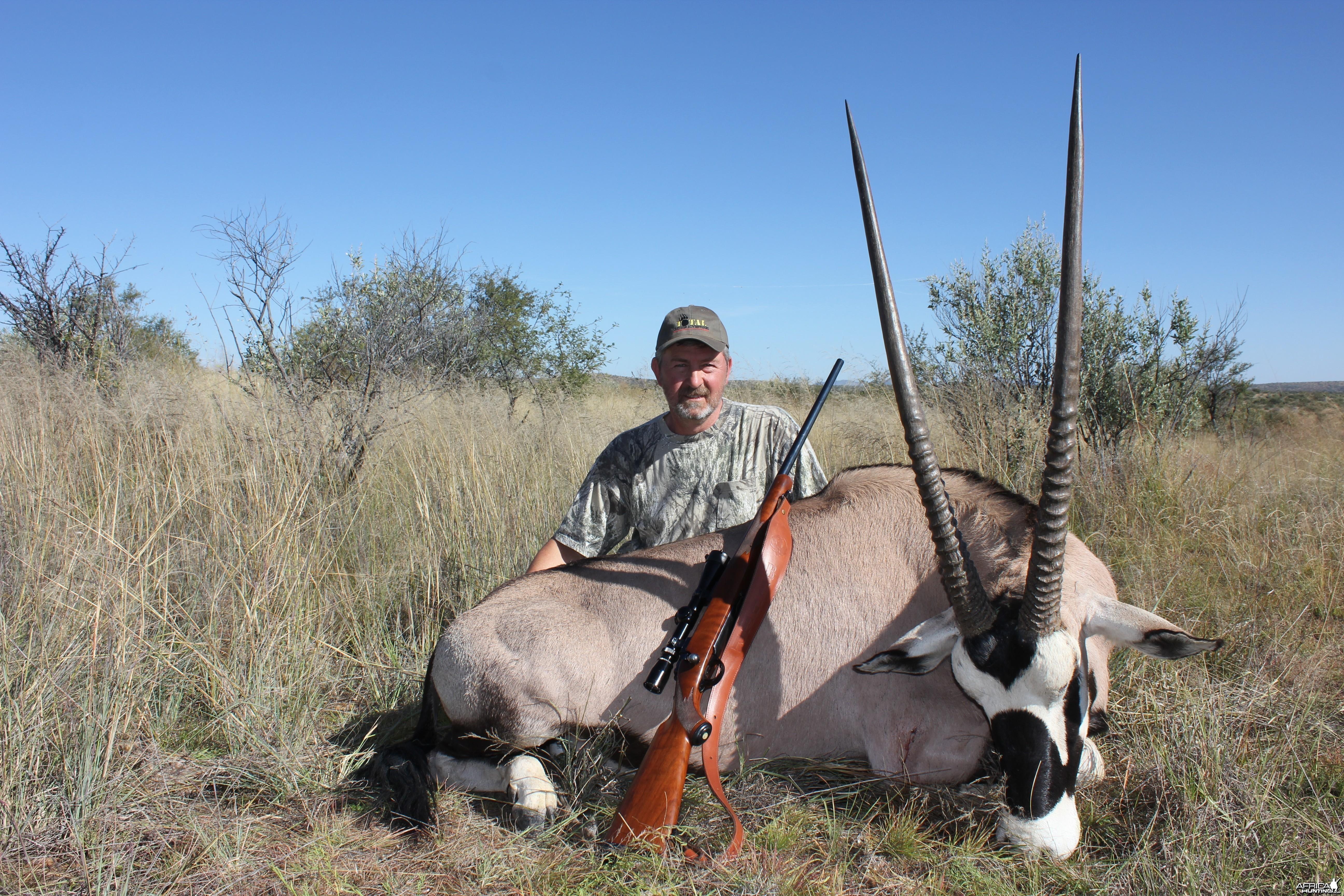 Gemsbok Namibia 2012