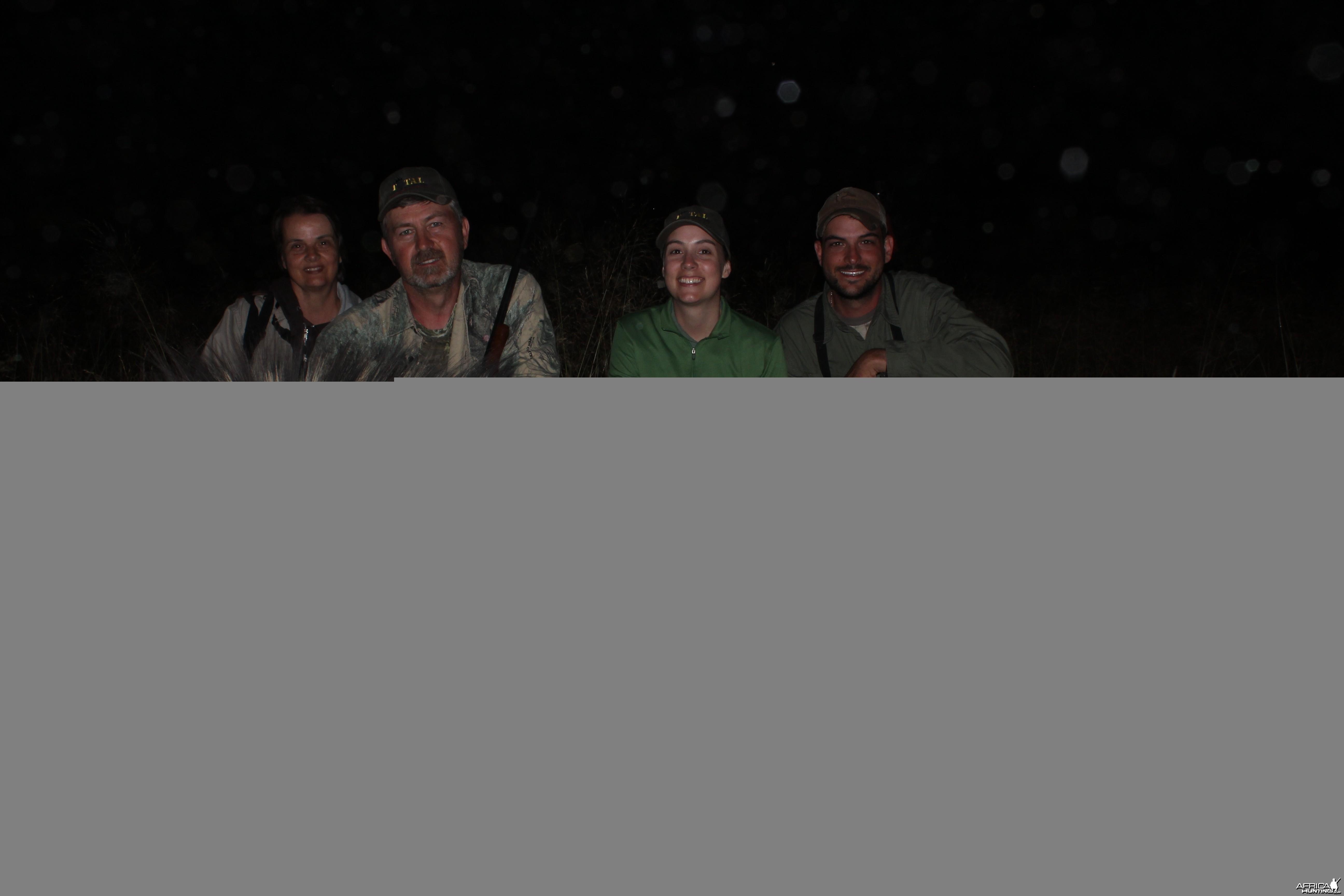 Hartman's Zebra Namibia 2012