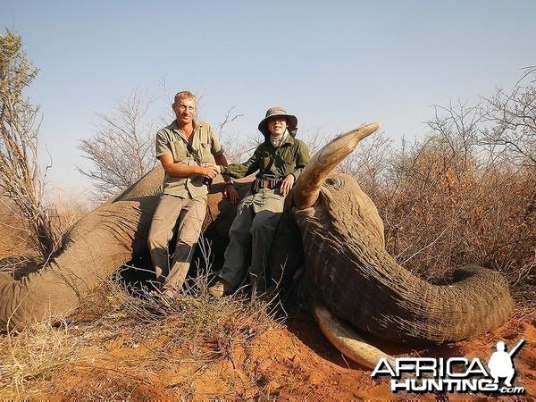 Namibia' Elephant - 2