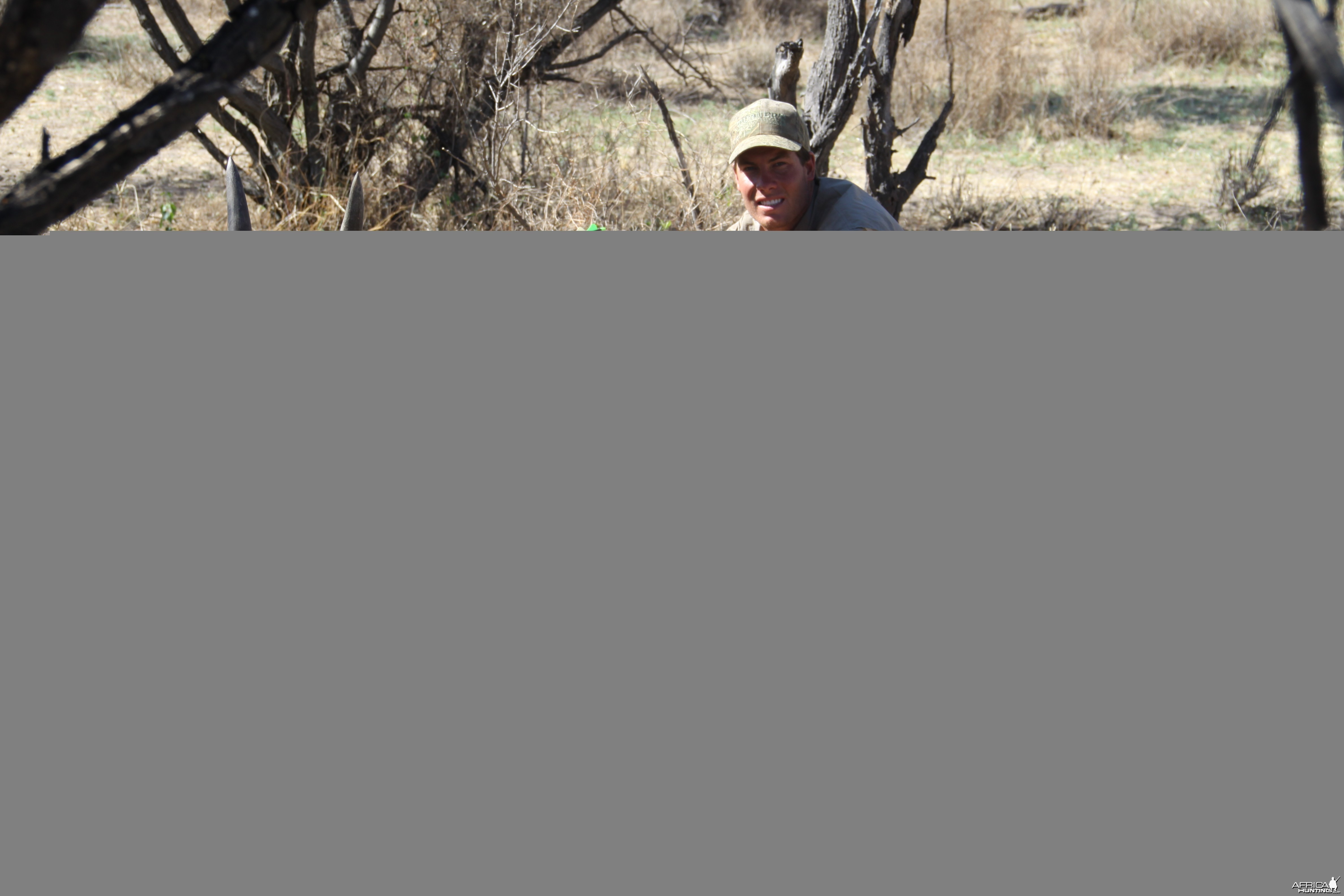 Cape Eland hunted with Ozondjahe Hunting Safaris in Namibia