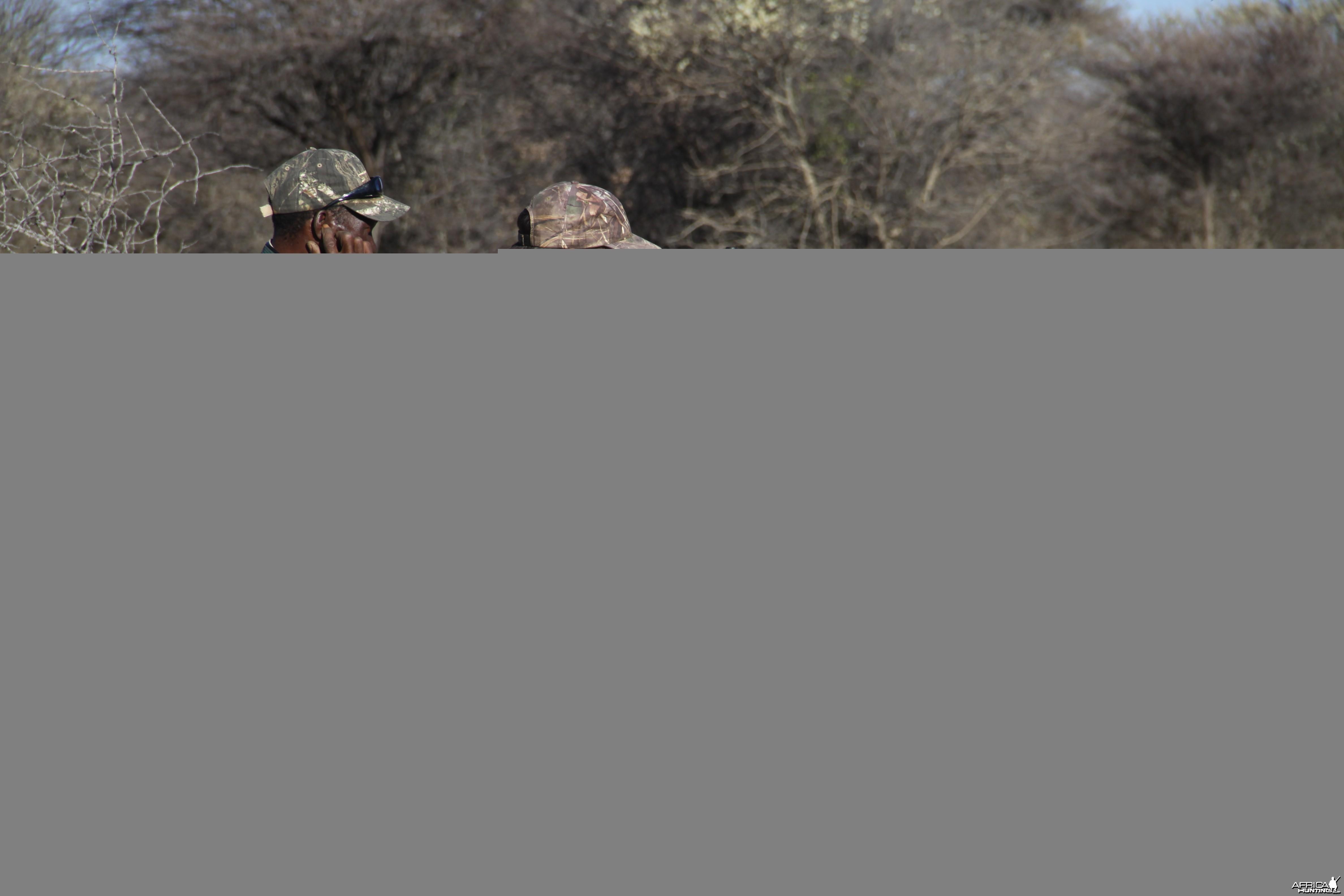 Ozondjahe Hunting Safaris in Namibia