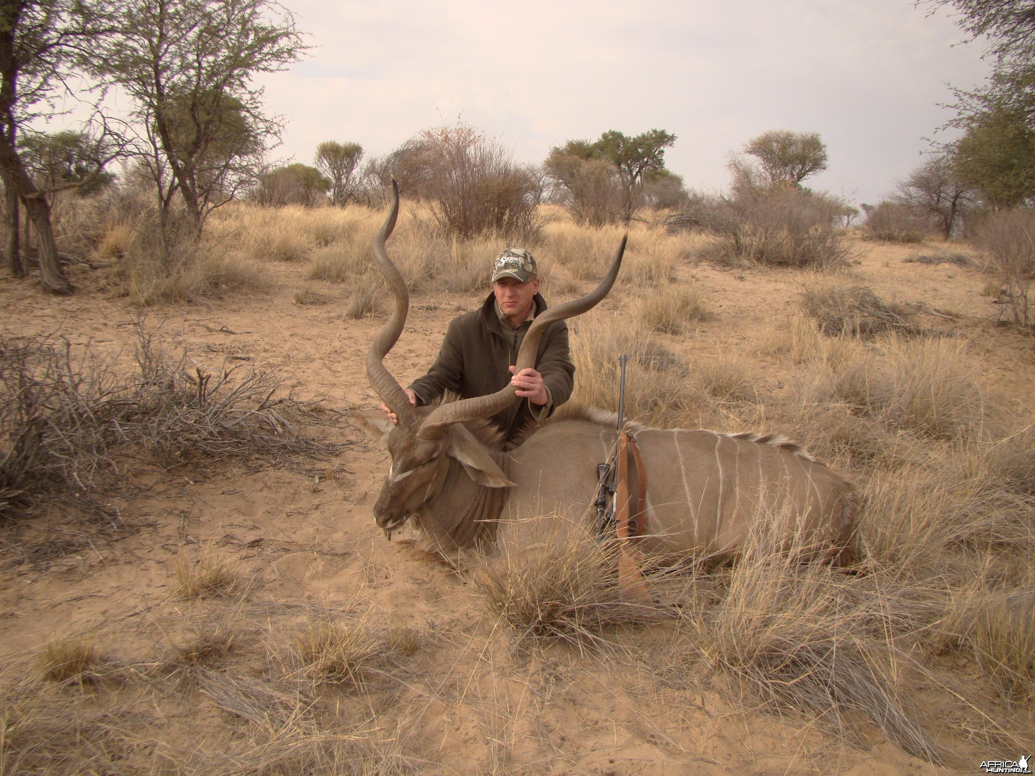 kudu hunt 53inch