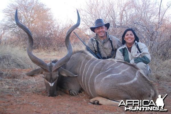 My wife Kudu