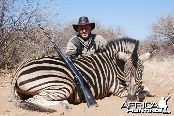 Zebra Stallion, 20-31 Jul 2012, South Africa