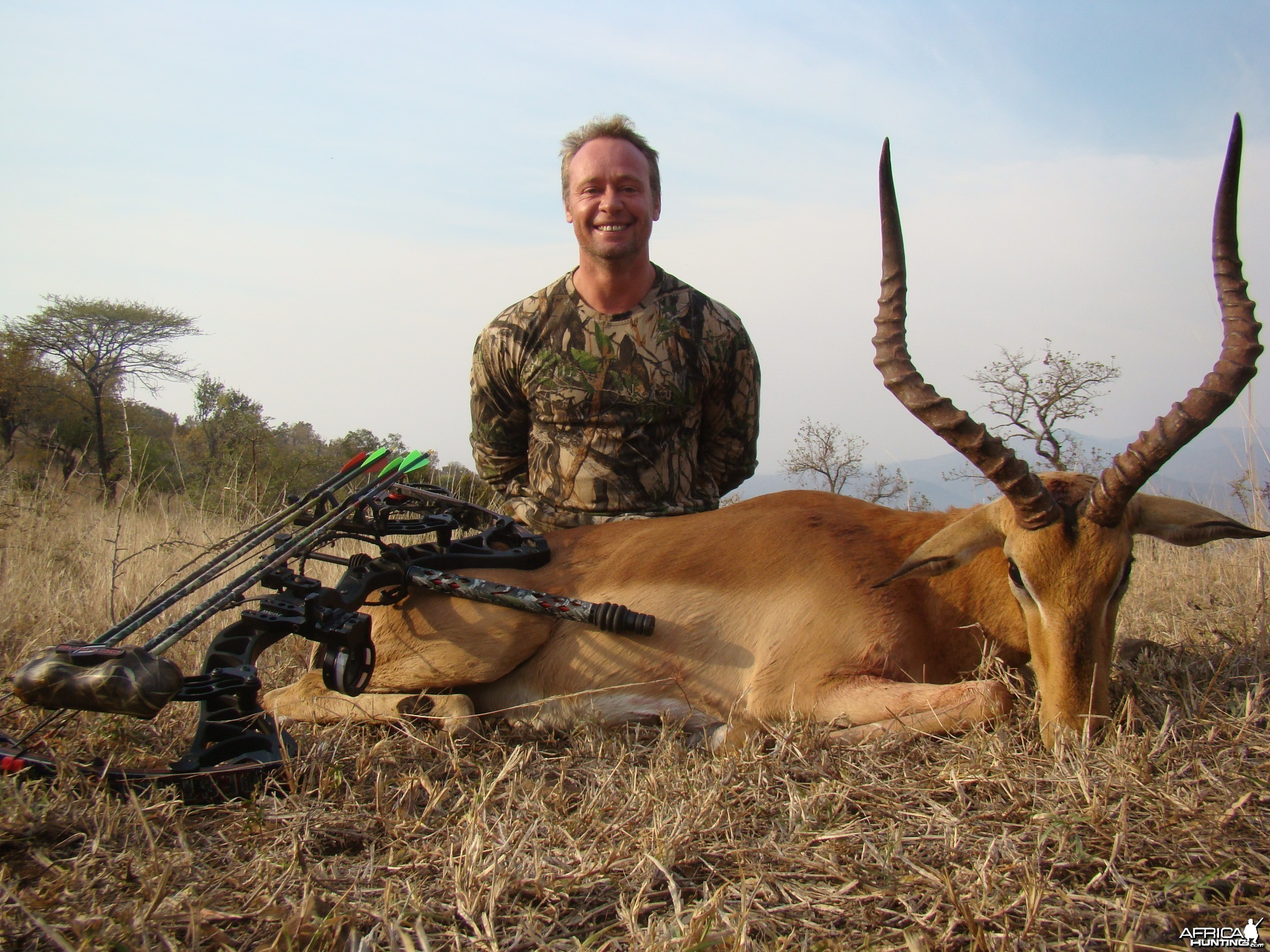 Impala with Niel Uys Safaris