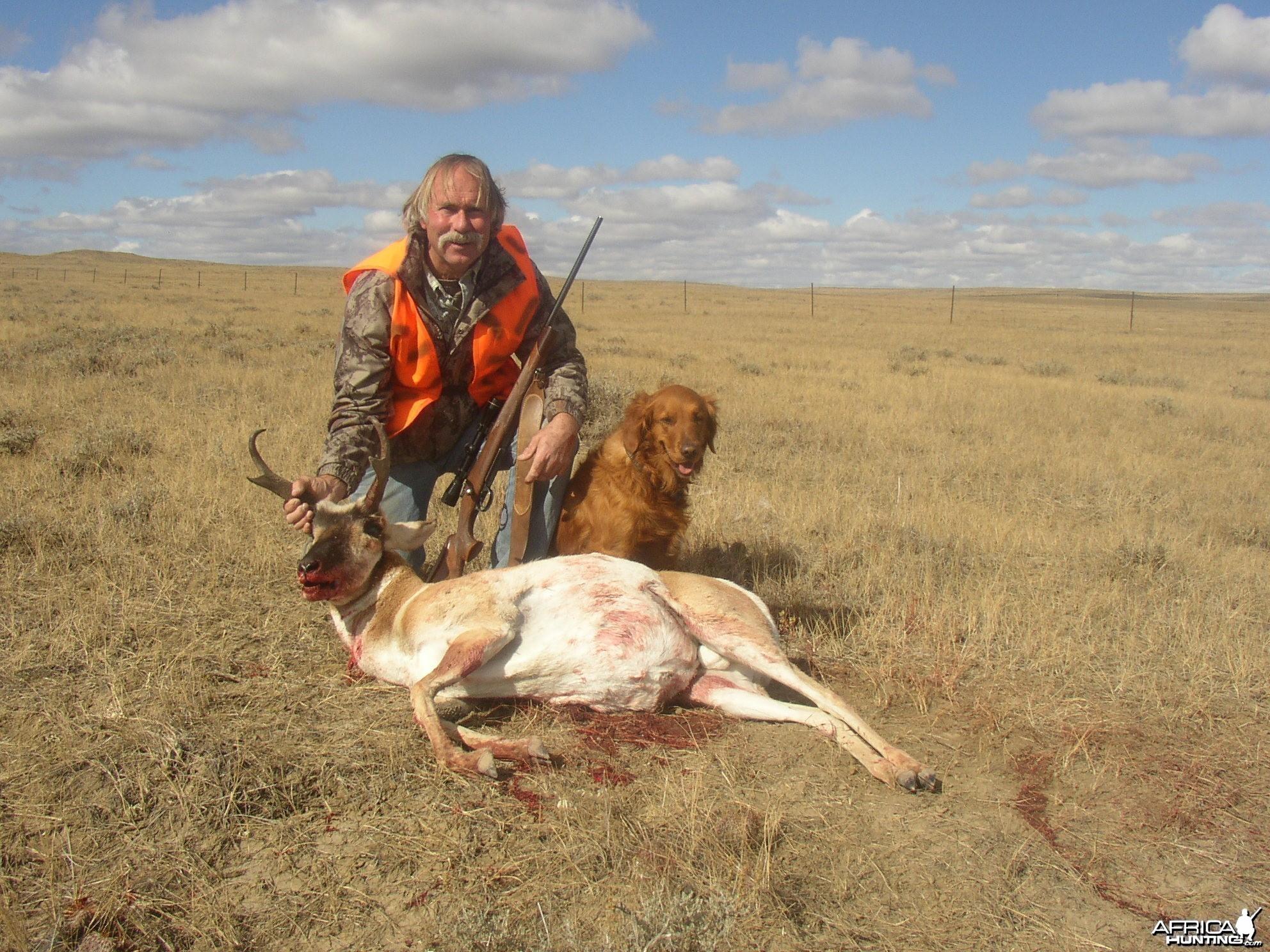 2012 Montana Antelope