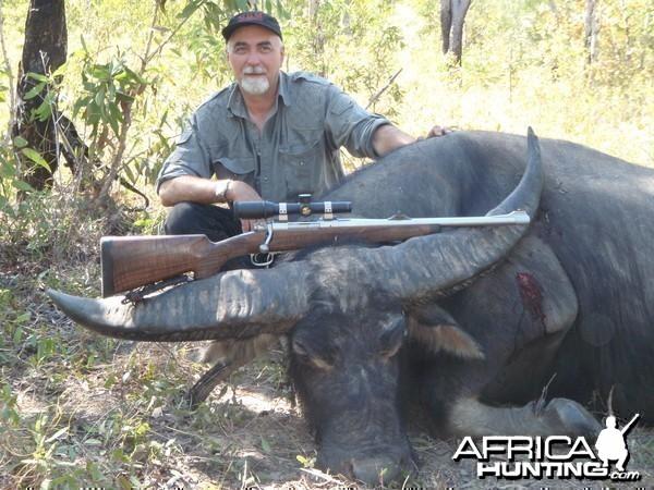Hunting Asiatic Buffalo in Northern Australia