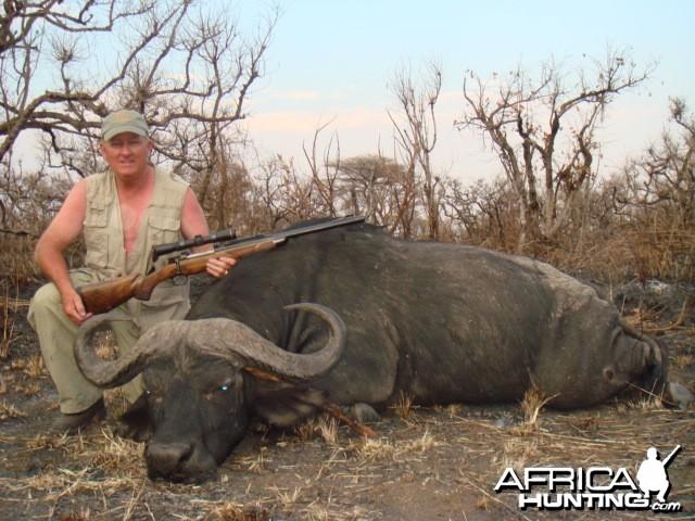 Dr. Larry W. Lindsey - Tanzania Cape Buffalo