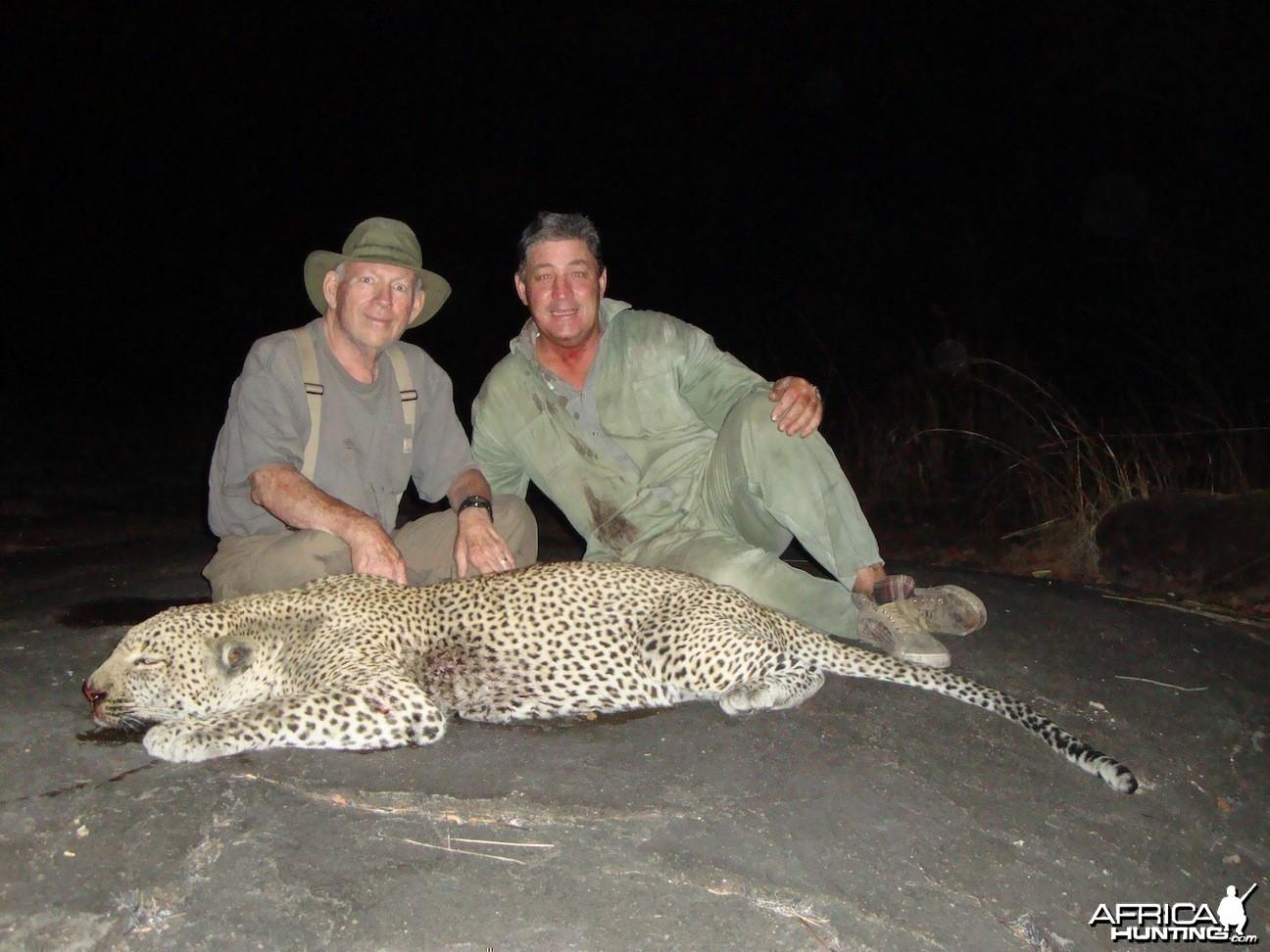 Leopard Mozambique