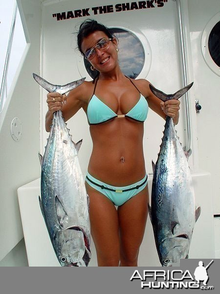 Fishing Hotties