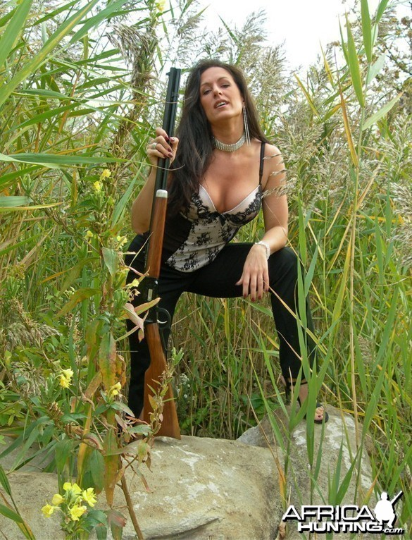 Hunting Babe