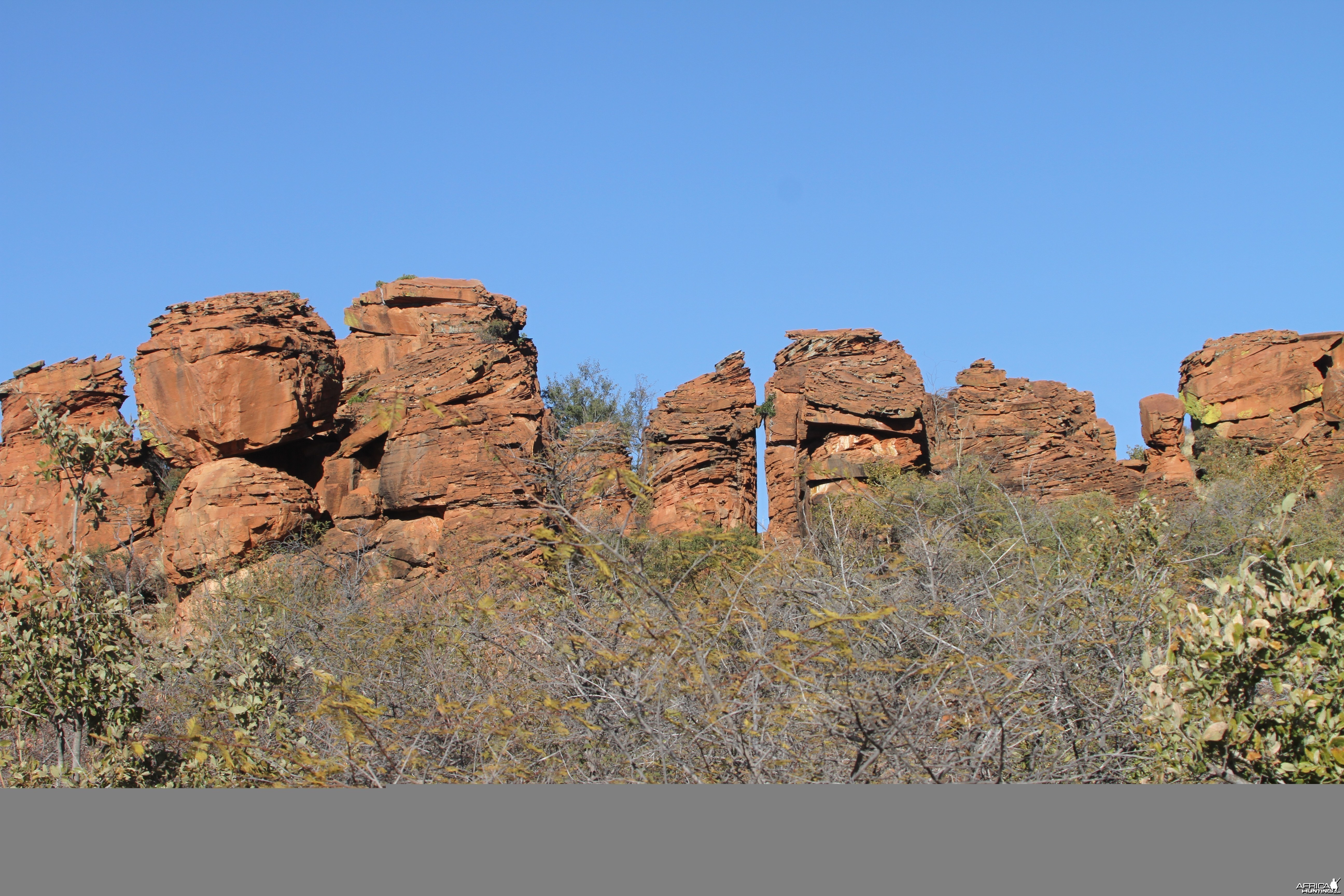 Waterberg National Park Namibia