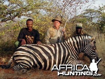 Burchell's Zebra (Plain Zebra) Namibia