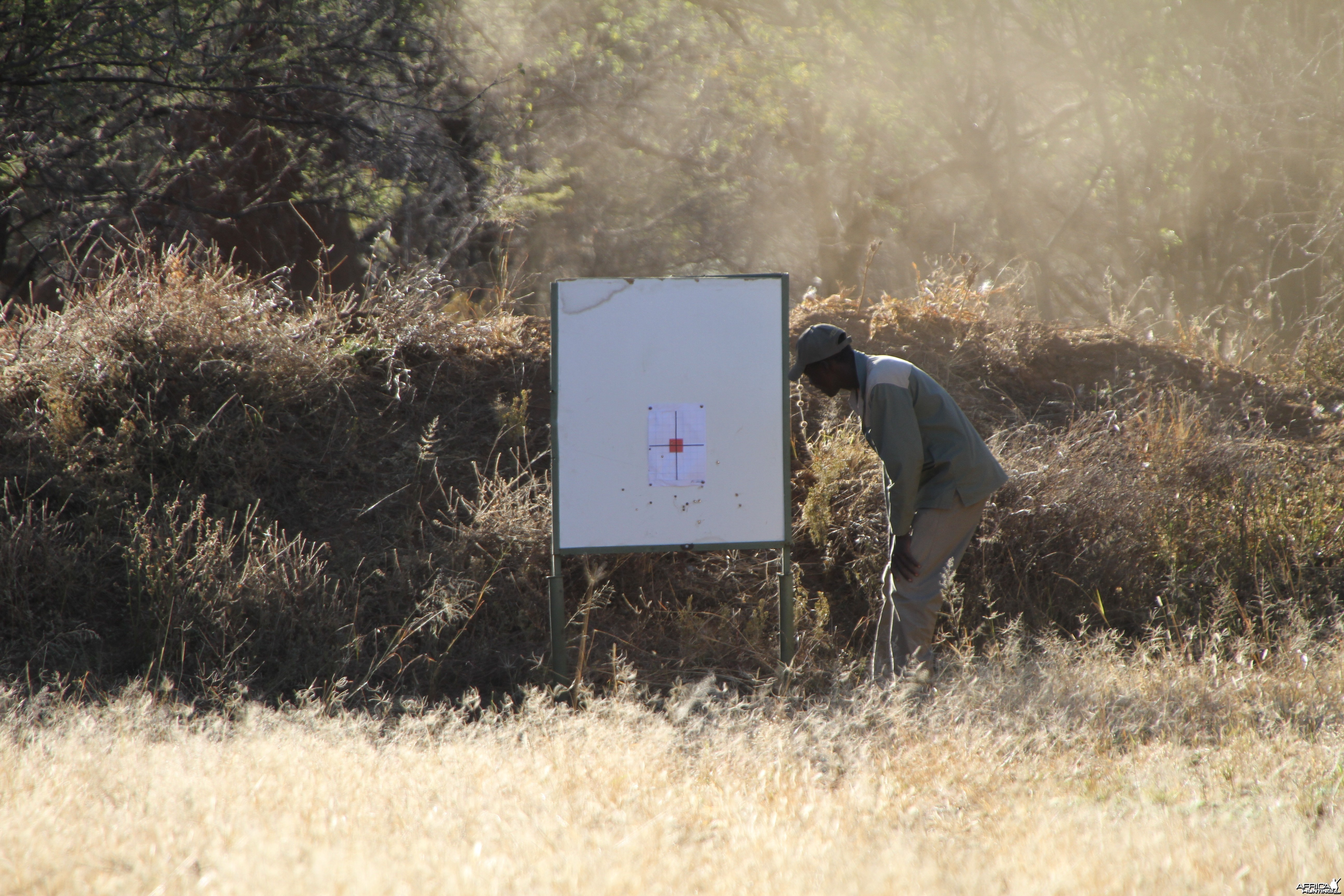 Shooting Range  Namibia